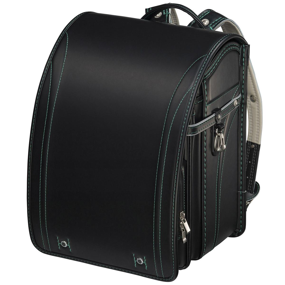 フィットちゃんランドセル グッドボーイ(FIT-205Z) A4フラットファイル収納サイズ