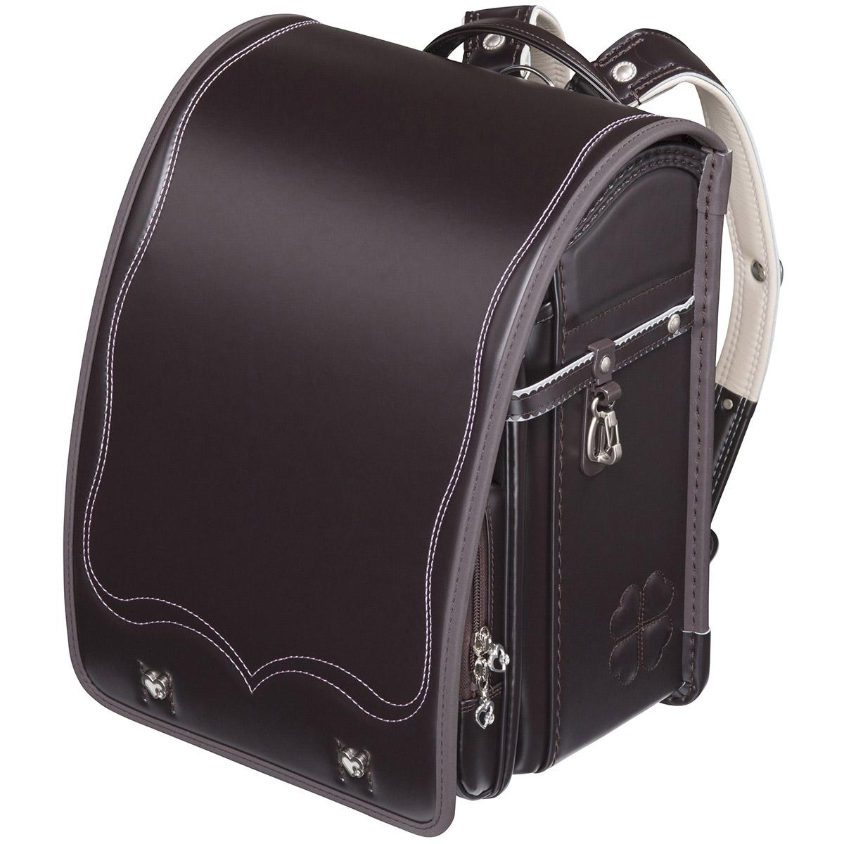 プレミアムフィットちゃんランドセル プレミアムゴールド安ピカッタイプ(FIT-207AZ) A4フラットファイル収納サイズ