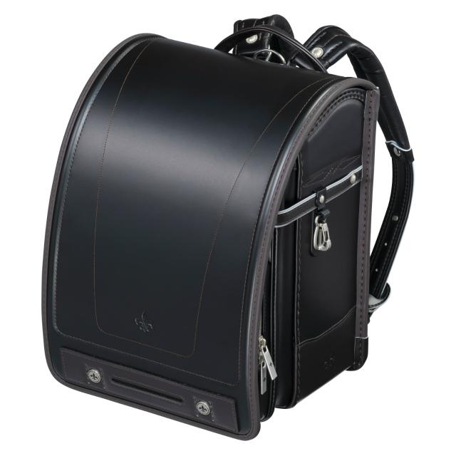 フィットちゃんランドセル グランナイトDX 安ピカッ+楽ッションタイプ (FIT-226AZR)A4フラットファイル収納サイズ