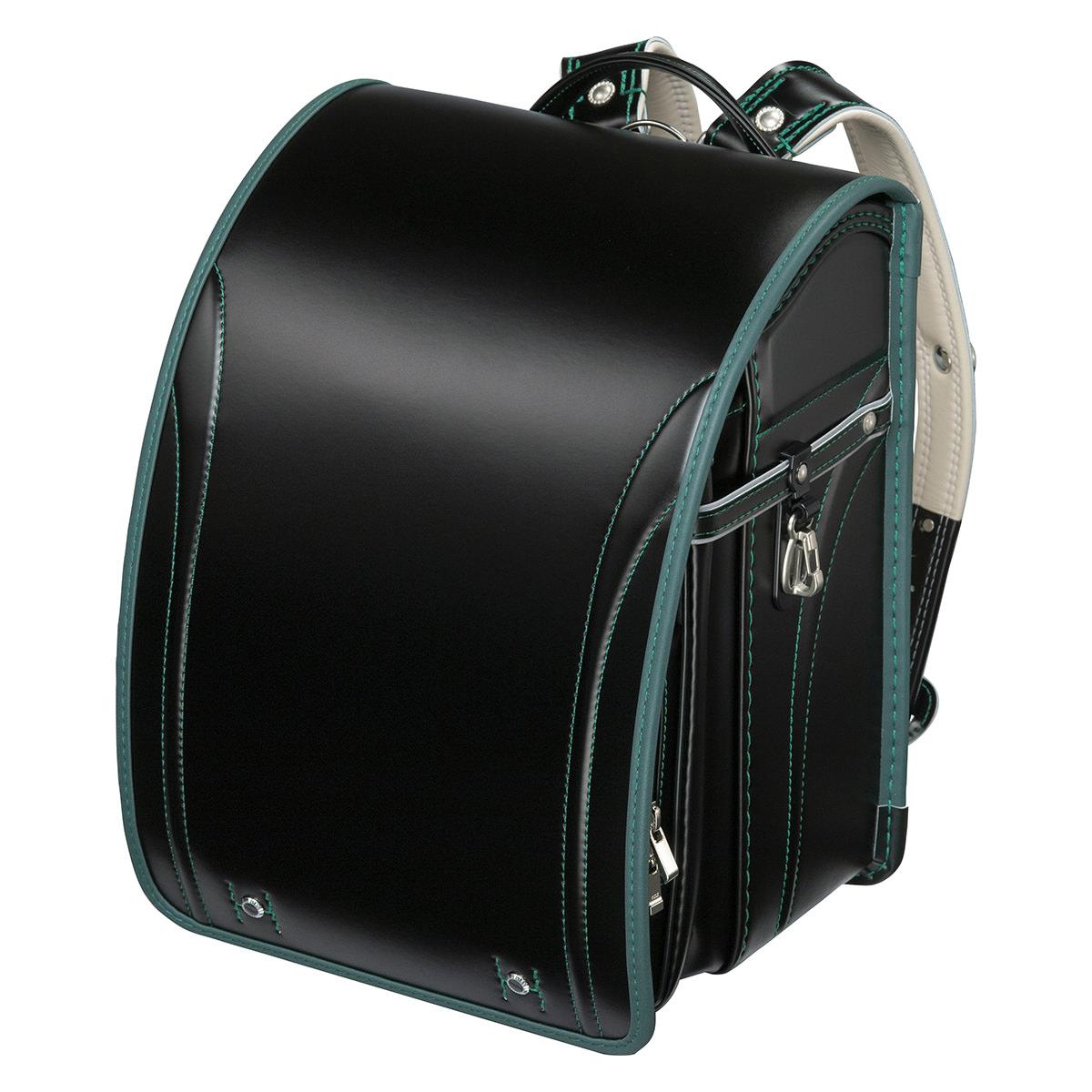 フィットちゃんランドセル グッドボーイDX 安ピカッタイプ(FIT-233AZ)A4フラットファイル収納サイズ