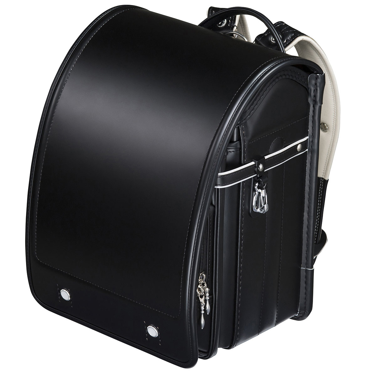 プレミアムフィットちゃんランドセル 牛革ランドセル(FIT-238Z)A4フラットファイル収納サイズ