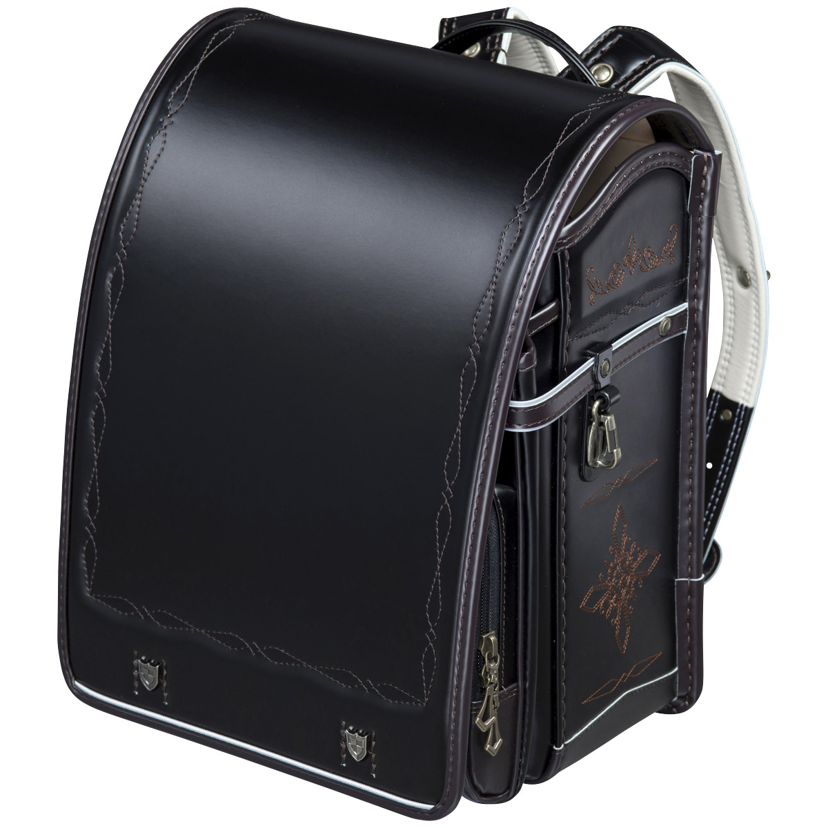 【アウトレット】プレミアムフィットちゃんランドセル ナイト騎士(FIT-816)A4フラットファイル収納サイズ